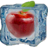 Ice Apple logo