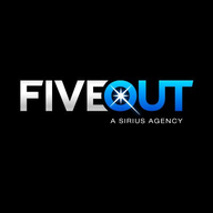FiveOut logo