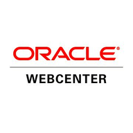 Oracle WebCenter logo