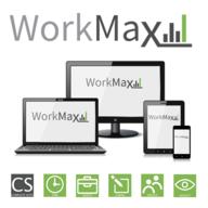 WorkMax logo
