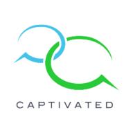 Captivated logo
