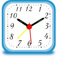 Open Time Clock logo