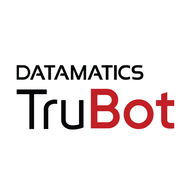 Datamatics TruBot logo