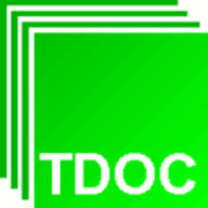 The TDOC System logo
