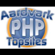 Aardvark Topsites PHP logo