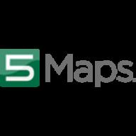 5Maps logo