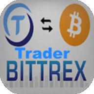 Trader - BITTREX logo
