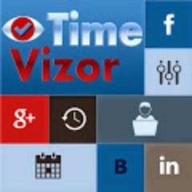 TimeVizor logo