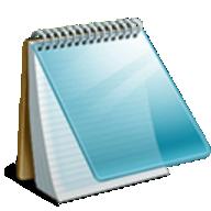 Notepad2-mod logo