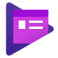 Google Play Newsstand logo