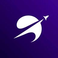 Spaceship Voyager logo
