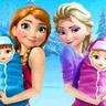 Princess New Baby logo