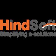 HindSoft School ERP logo