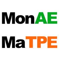 MonAE logo