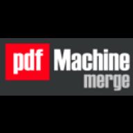 pdfMachine merge logo