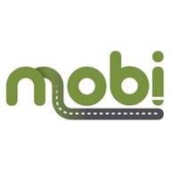 mobi. Dispatch logo