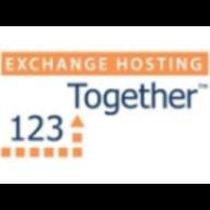 123Together Hosted Exchange Server logo
