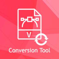 RoxyApps Vector Conversion Tool logo