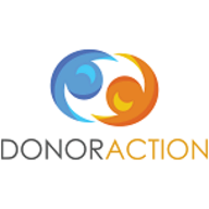 Donor Action logo