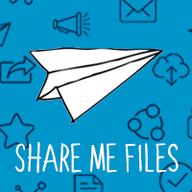 RoxyApps Share me Files logo
