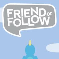 Friend Or Follow logo