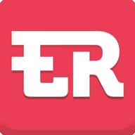 ERgent logo