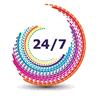 Pulse 24/7 logo