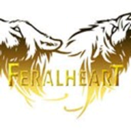 FeralHeart logo