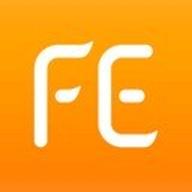 FE File Explorer logo