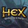 Hex: Shards of Fate logo