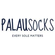 Palau Socks logo