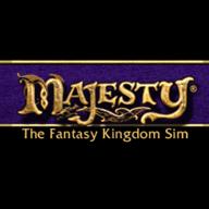 Majesty: The Fantasy Kingdom Sim logo