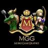 Mobile Game Graphics logo