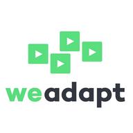 We Adapt logo