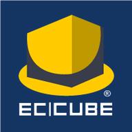 EC CUBE logo