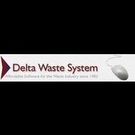 Delta Waste System logo