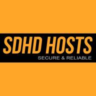 SDHD Hosts logo