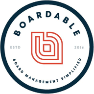 Boardable logo