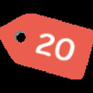 ShopFor20 logo
