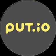 Put.io logo