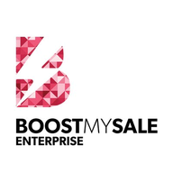 BoostMySale logo