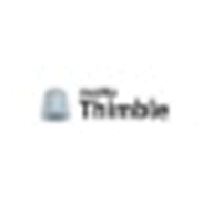Thimble by Mozilla logo