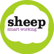 Sheep logo