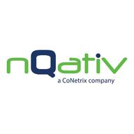nQativ Activity Payroll logo