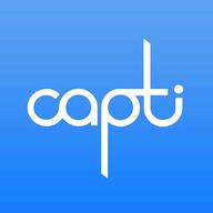 Capti Voice logo