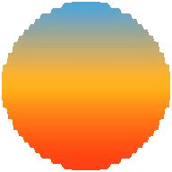 Gradient World logo