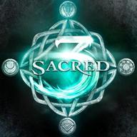 Sacred Citadel logo