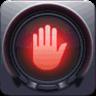 Hands Off! logo