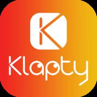 Klapty logo