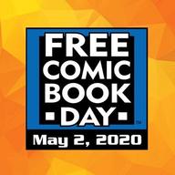 Free comics books logo